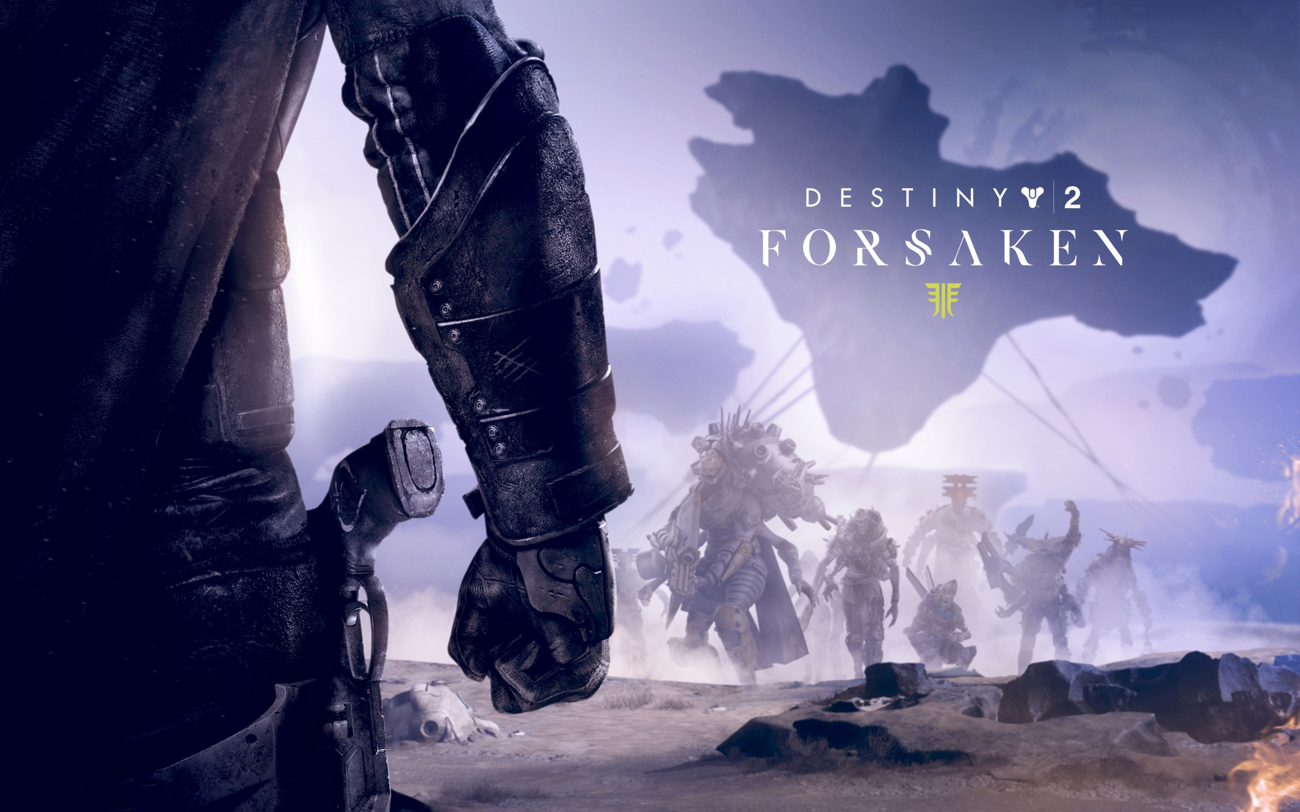 Destiny 2 Forsaken wallpaper 2560x1600