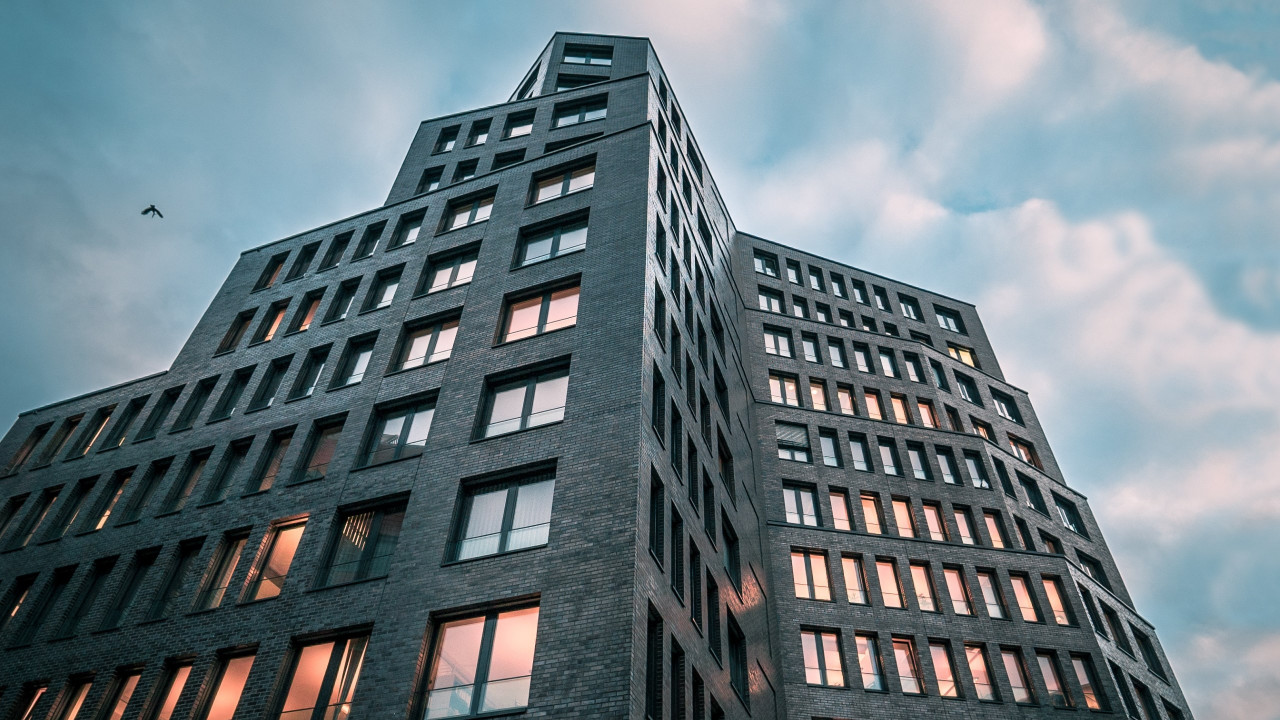 Building from Hamburg, Germany wallpaper 1280x720