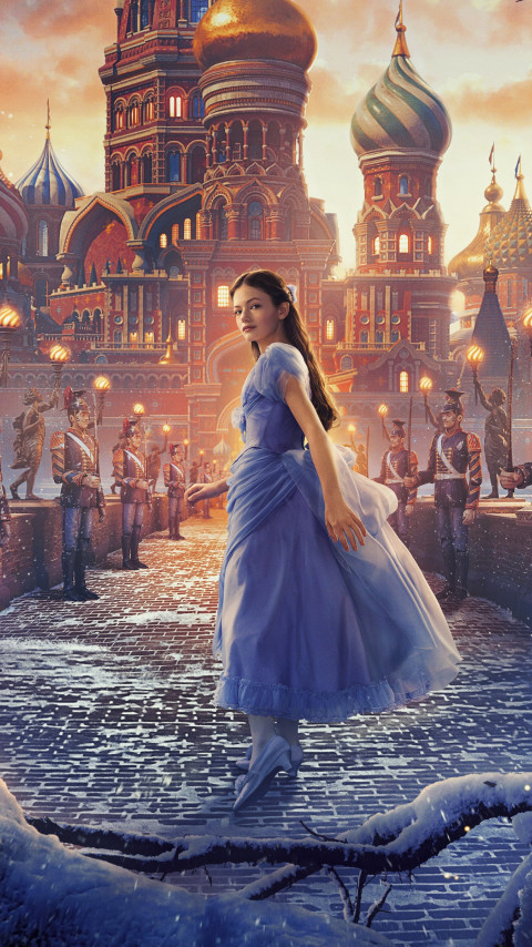 The Nutcracker and the Four Realms | 480x854 wallpaper