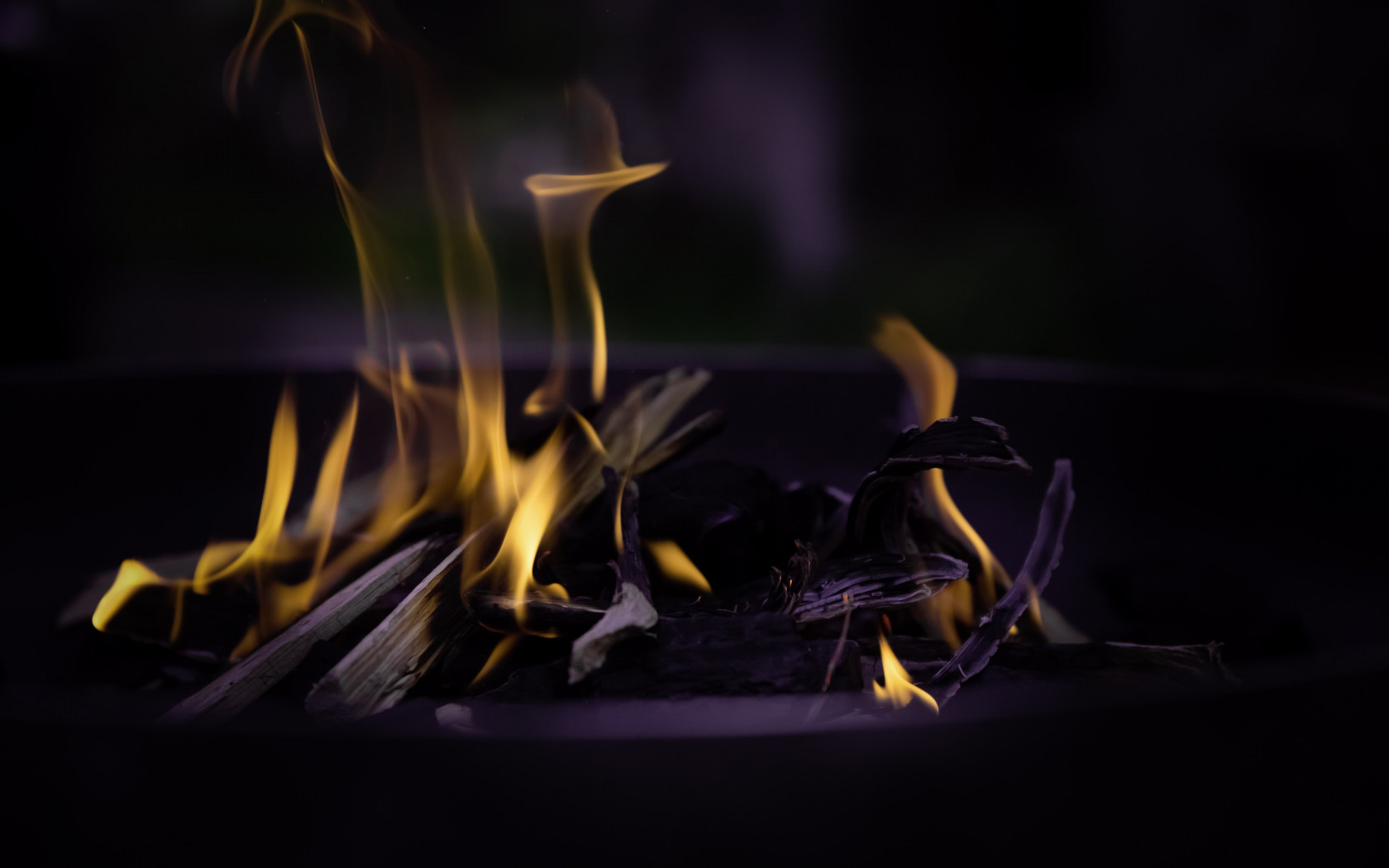 Fire, flames, hot wallpaper 1680x1050