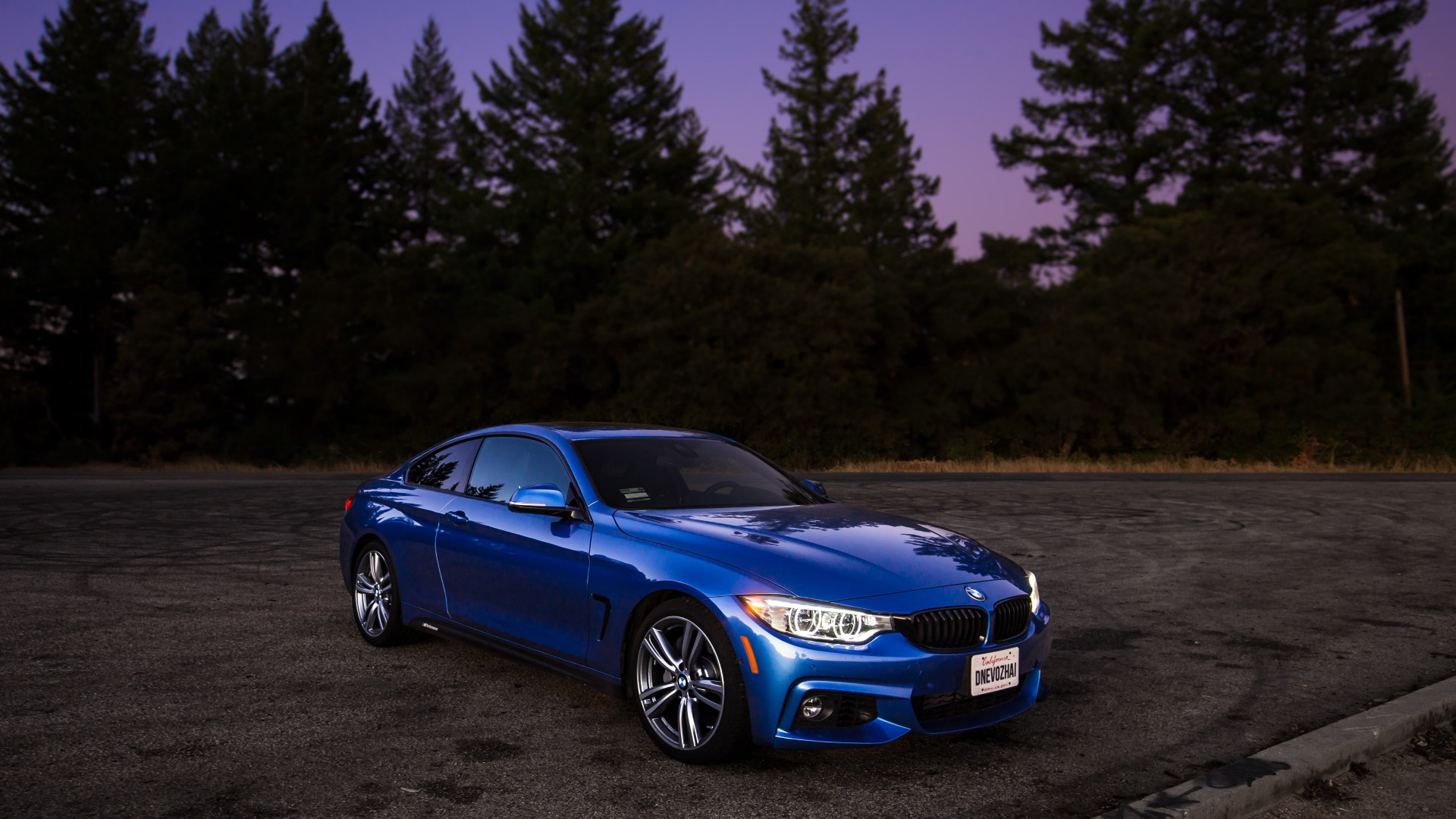 Download wallpaper: BMW 440i M 1920x1080