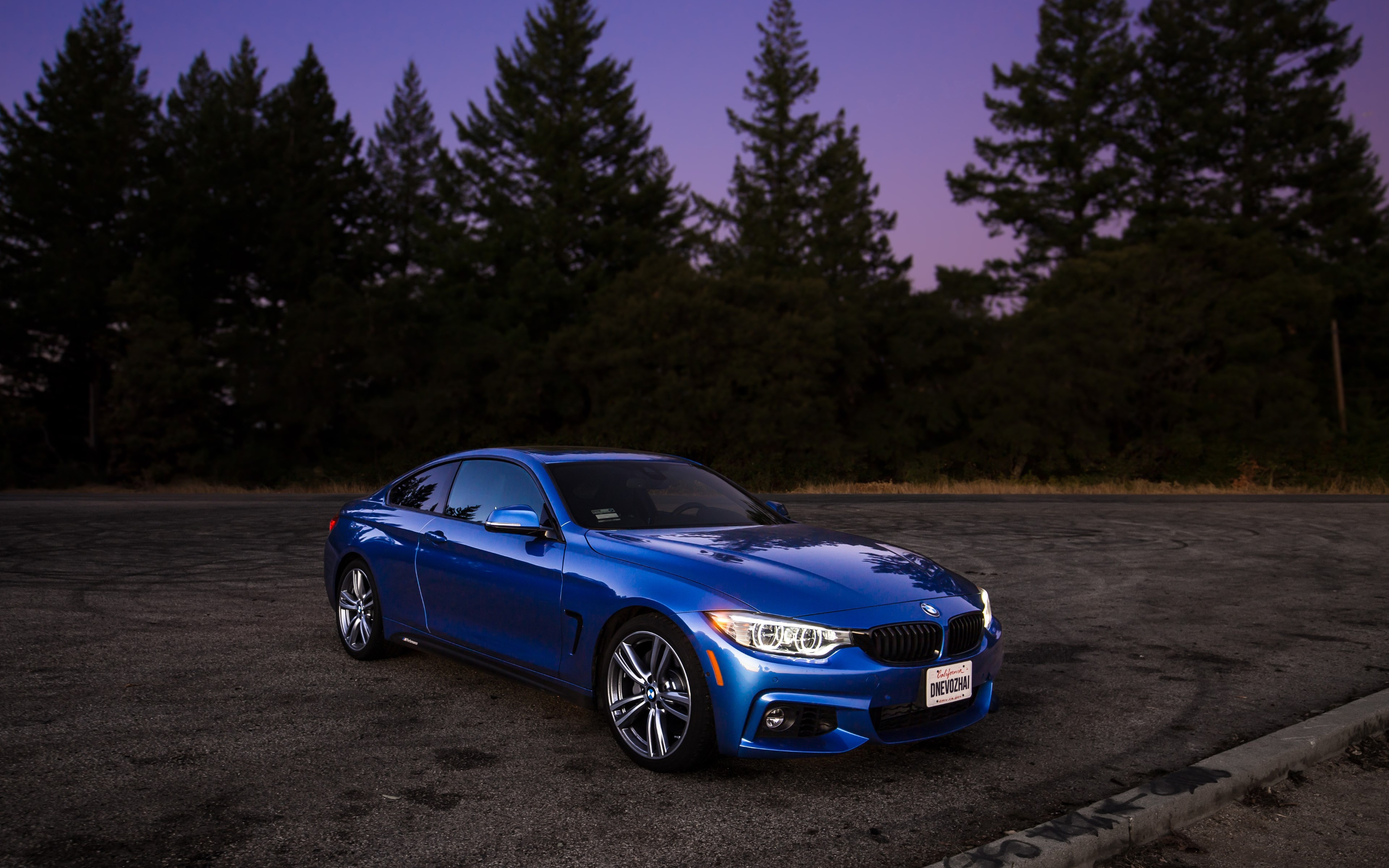 BMW 440i M | 3840x2400 wallpaper