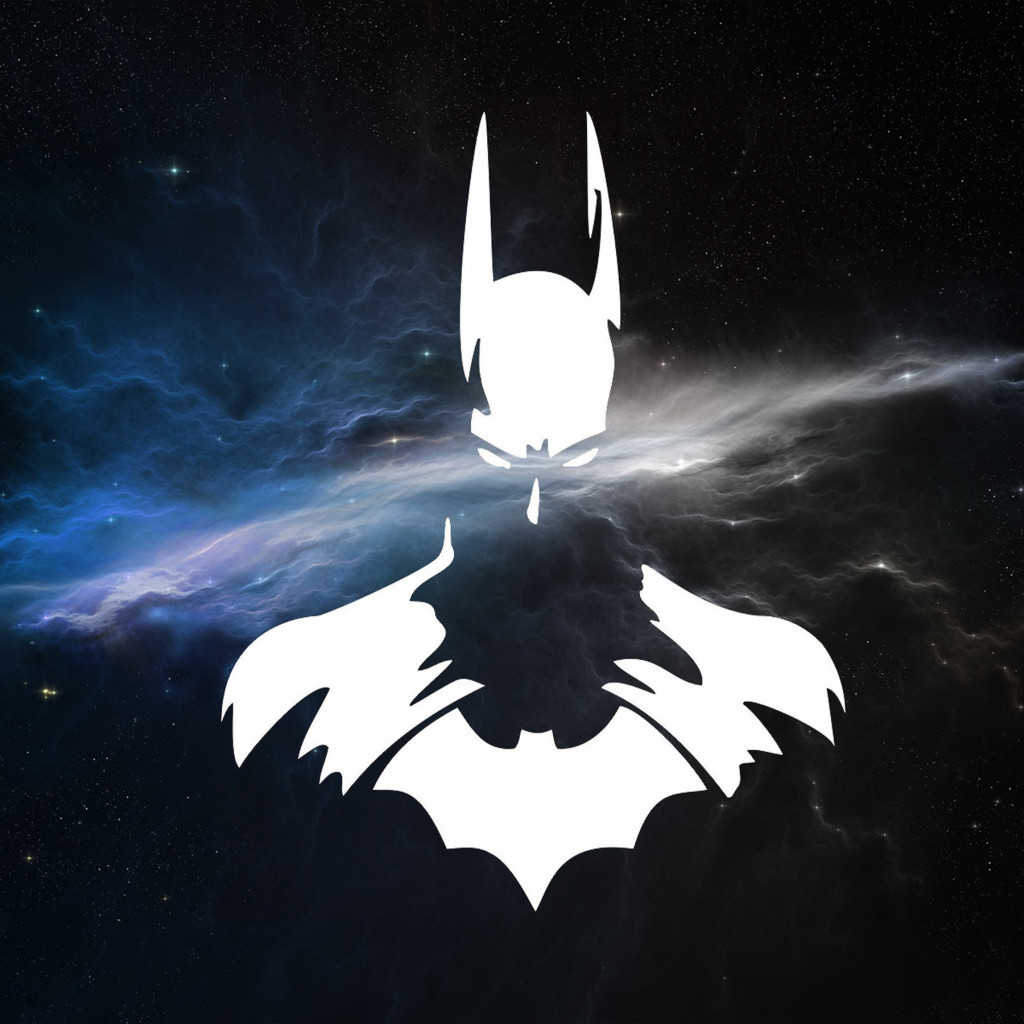 Batman Dark Knight wallpaper 1024x1024