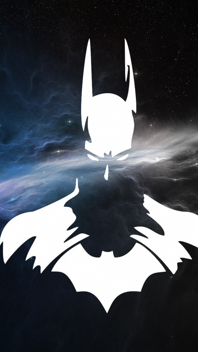 Batman Dark Knight wallpaper 750x1334