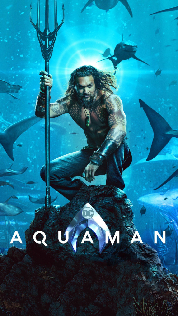Aquaman | 750x1334 wallpaper