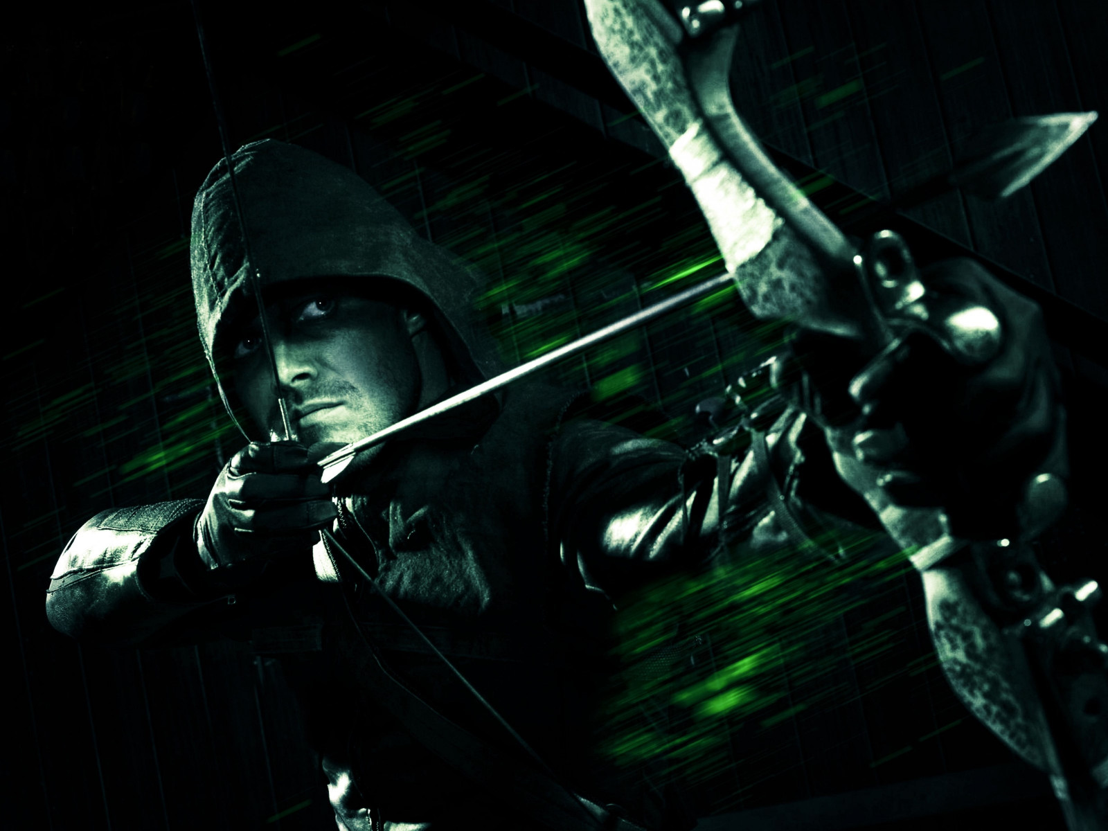 Green Arrow wallpaper 1600x1200