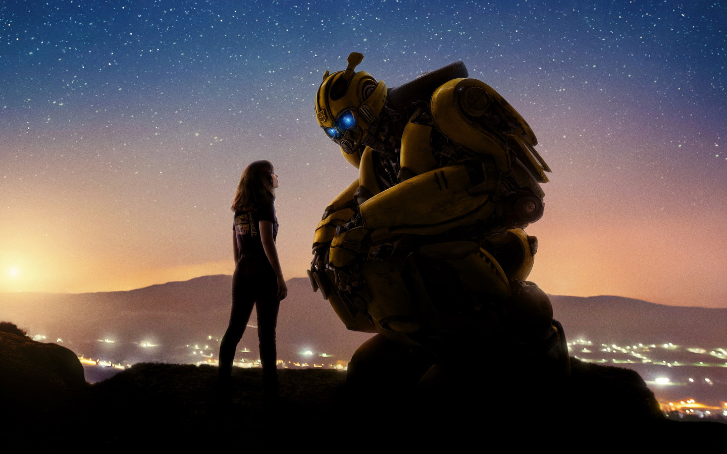 Bumblebee | 1440x900 wallpaper