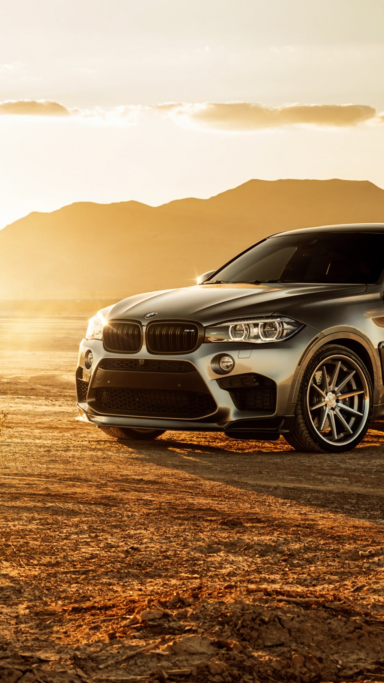 Ferrada BMW X6M Glory | 1242x2208 wallpaper