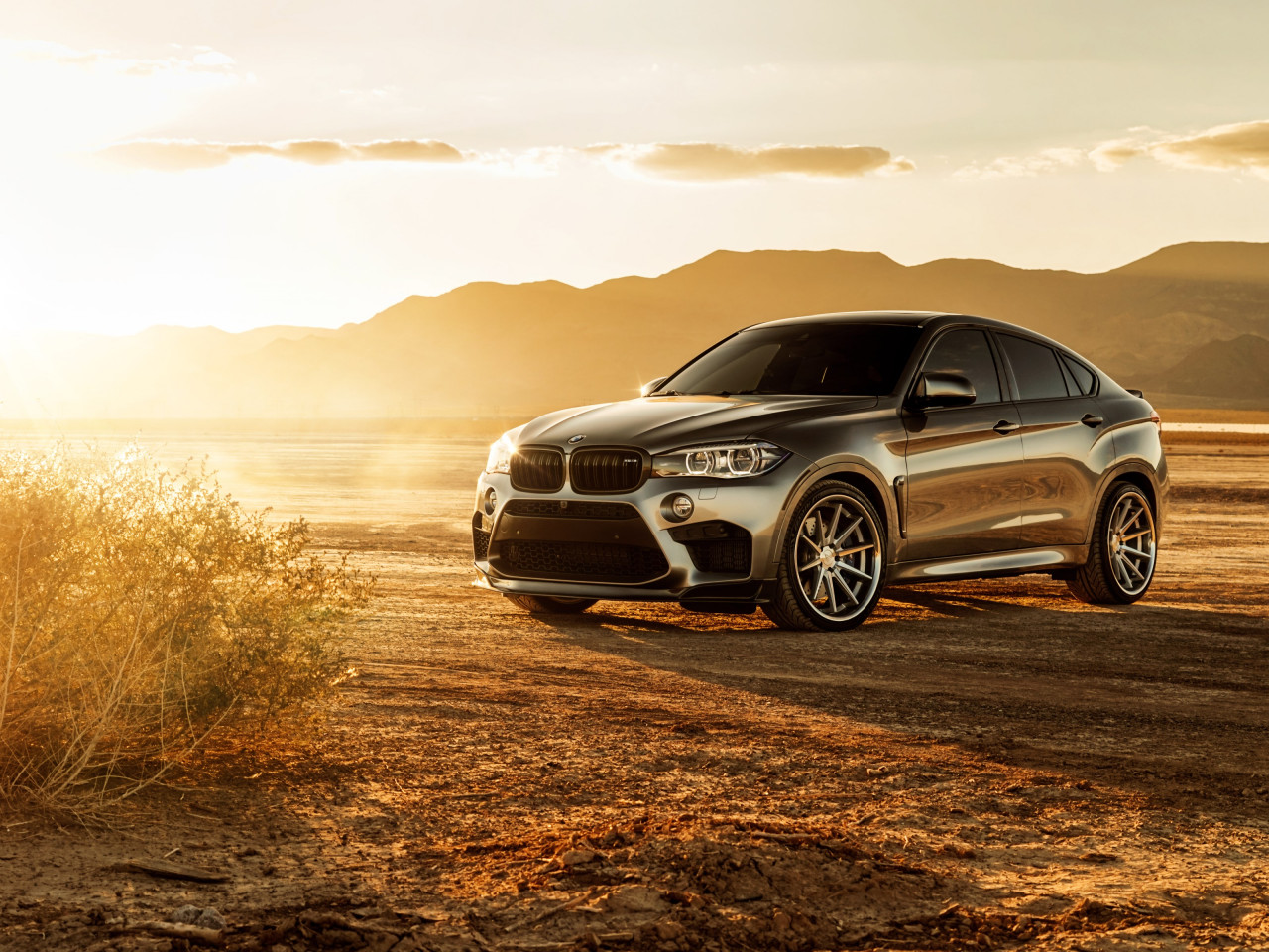 Ferrada BMW X6M Glory | 1280x960 wallpaper