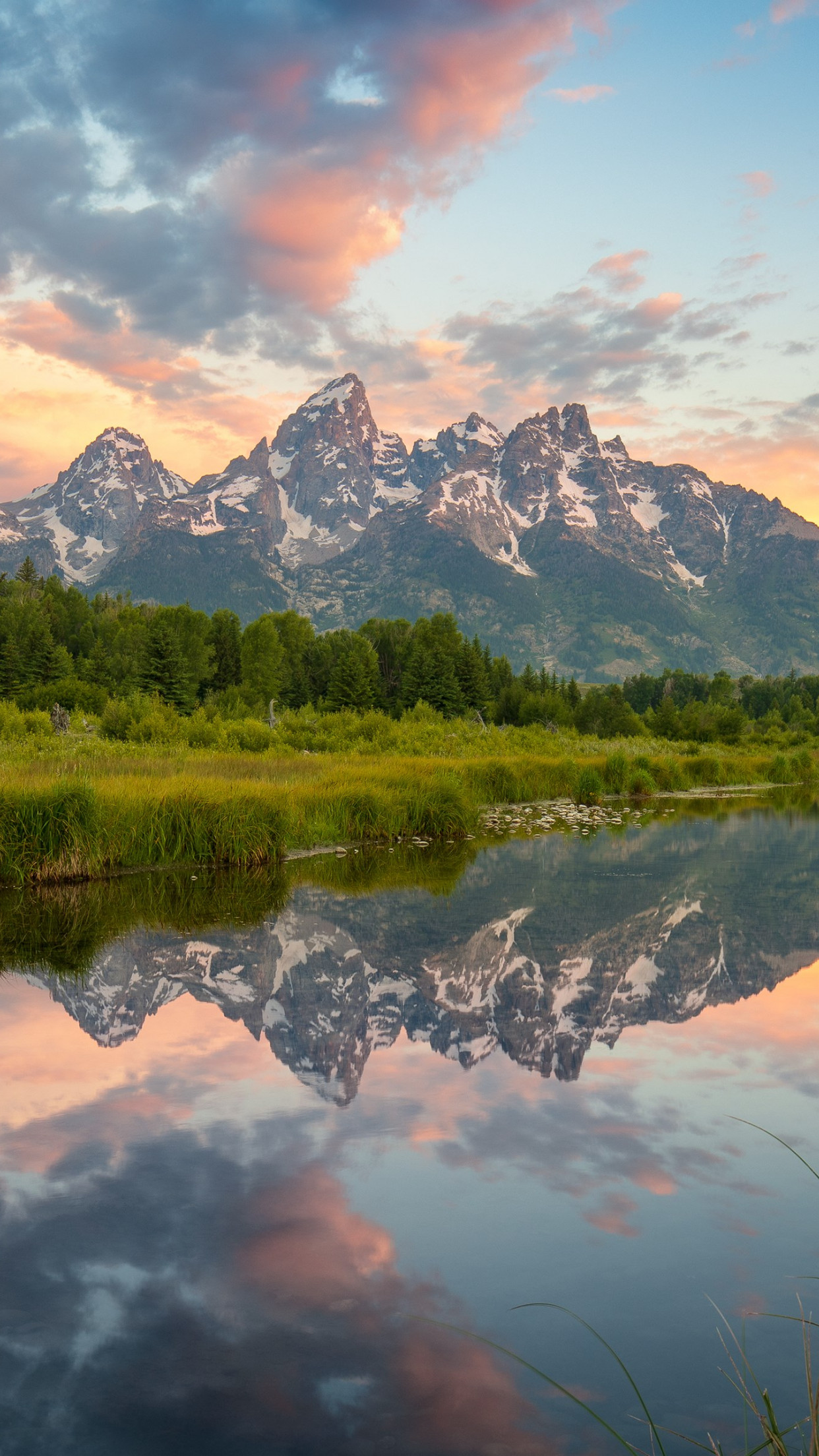 Grand Teton National Park | 1242x2208 wallpaper