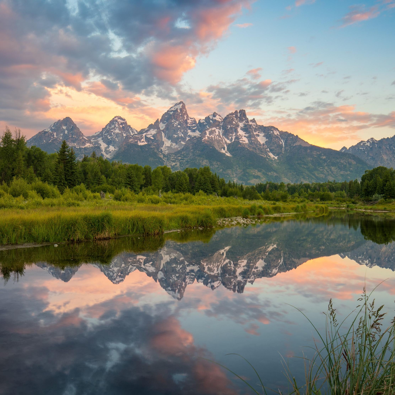 Download Wallpaper Grand Teton National Park 2224x2224