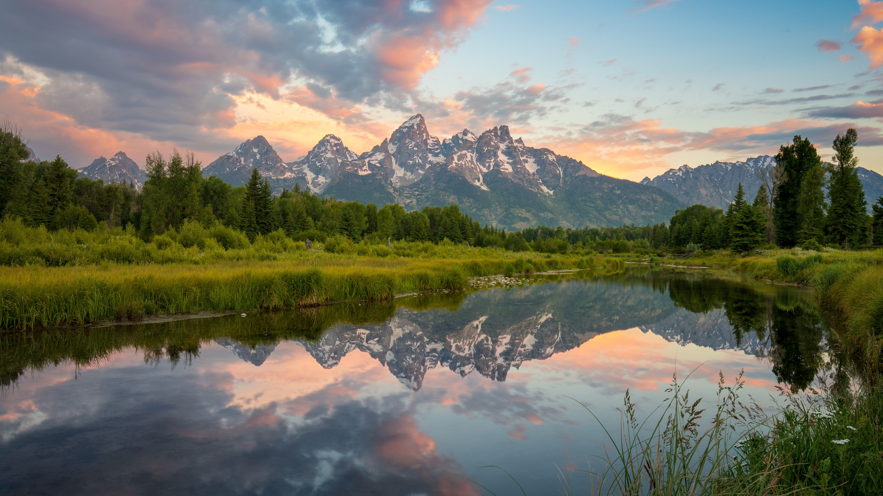 Grand Teton National Park | 2880x1620 wallpaper