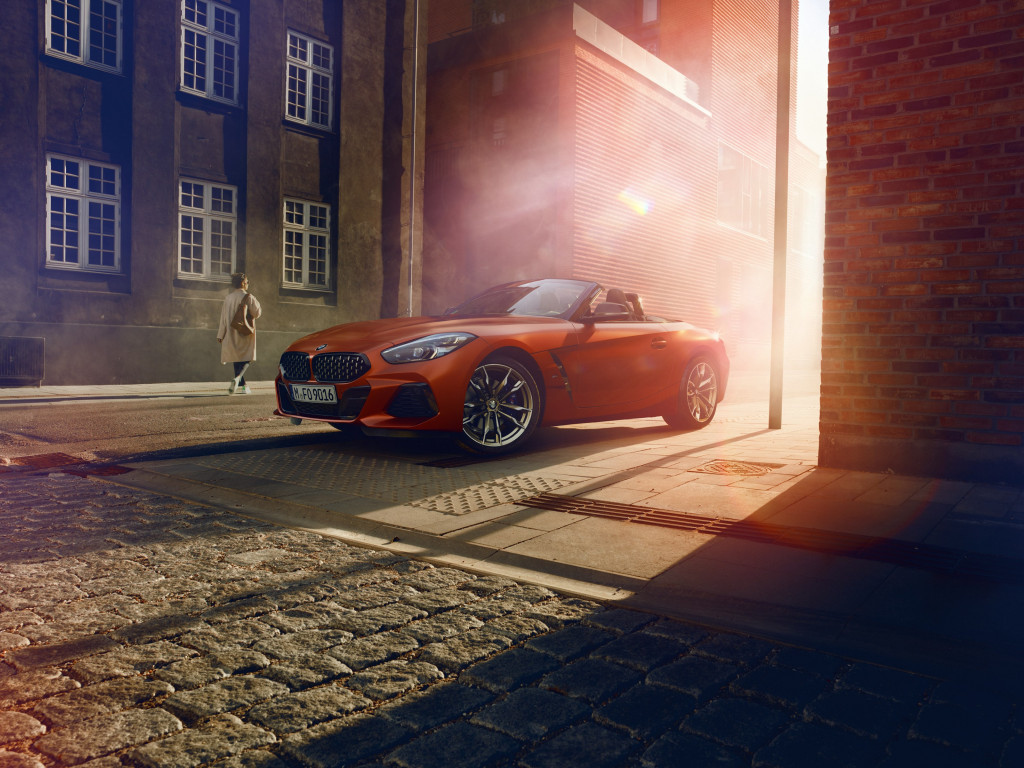 BMW Z4 2019 wallpaper 1024x768