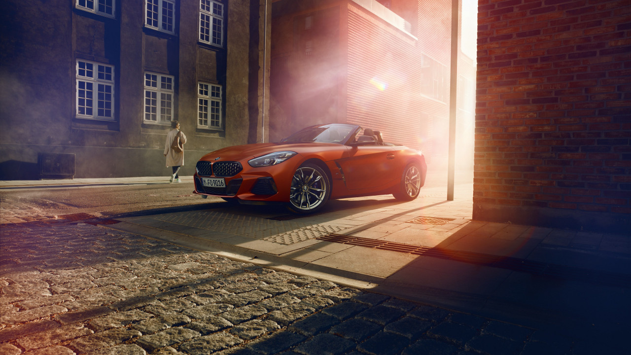 BMW Z4 2019 | 1280x720 wallpaper