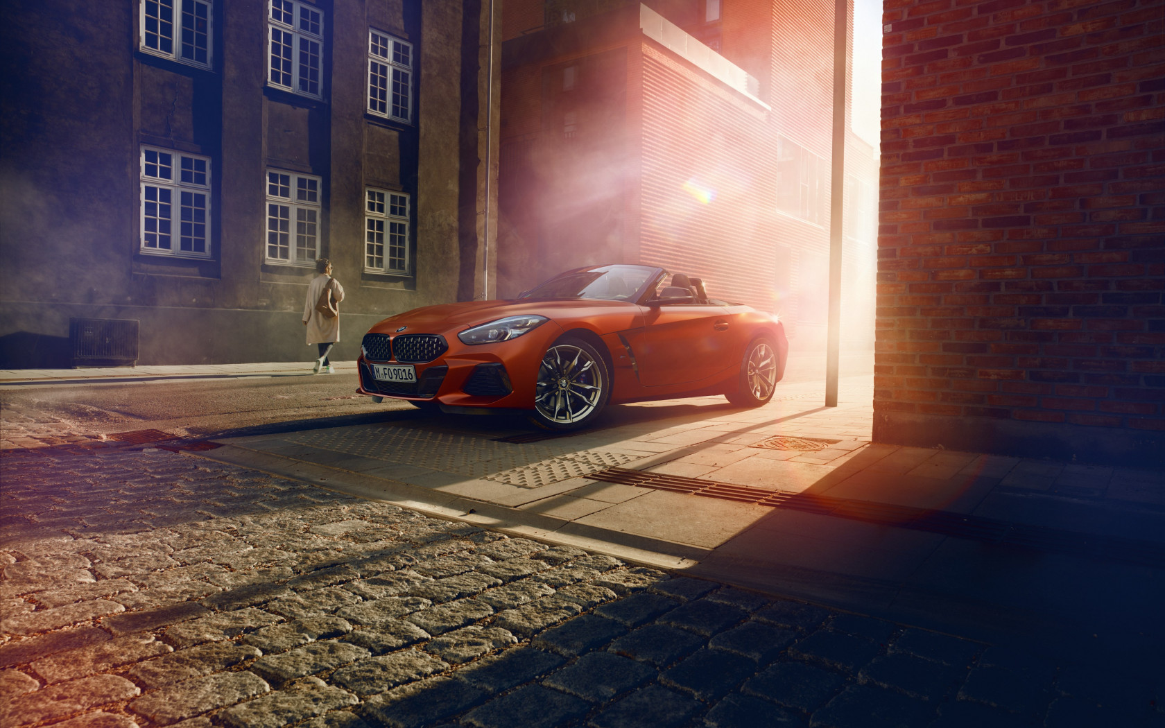 BMW Z4 2019 wallpaper 1680x1050