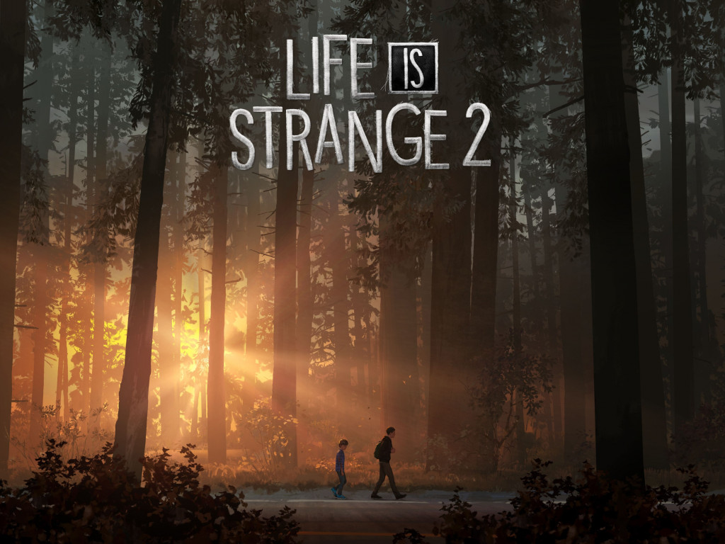 Life Is Strange 2 wallpaper 1024x768