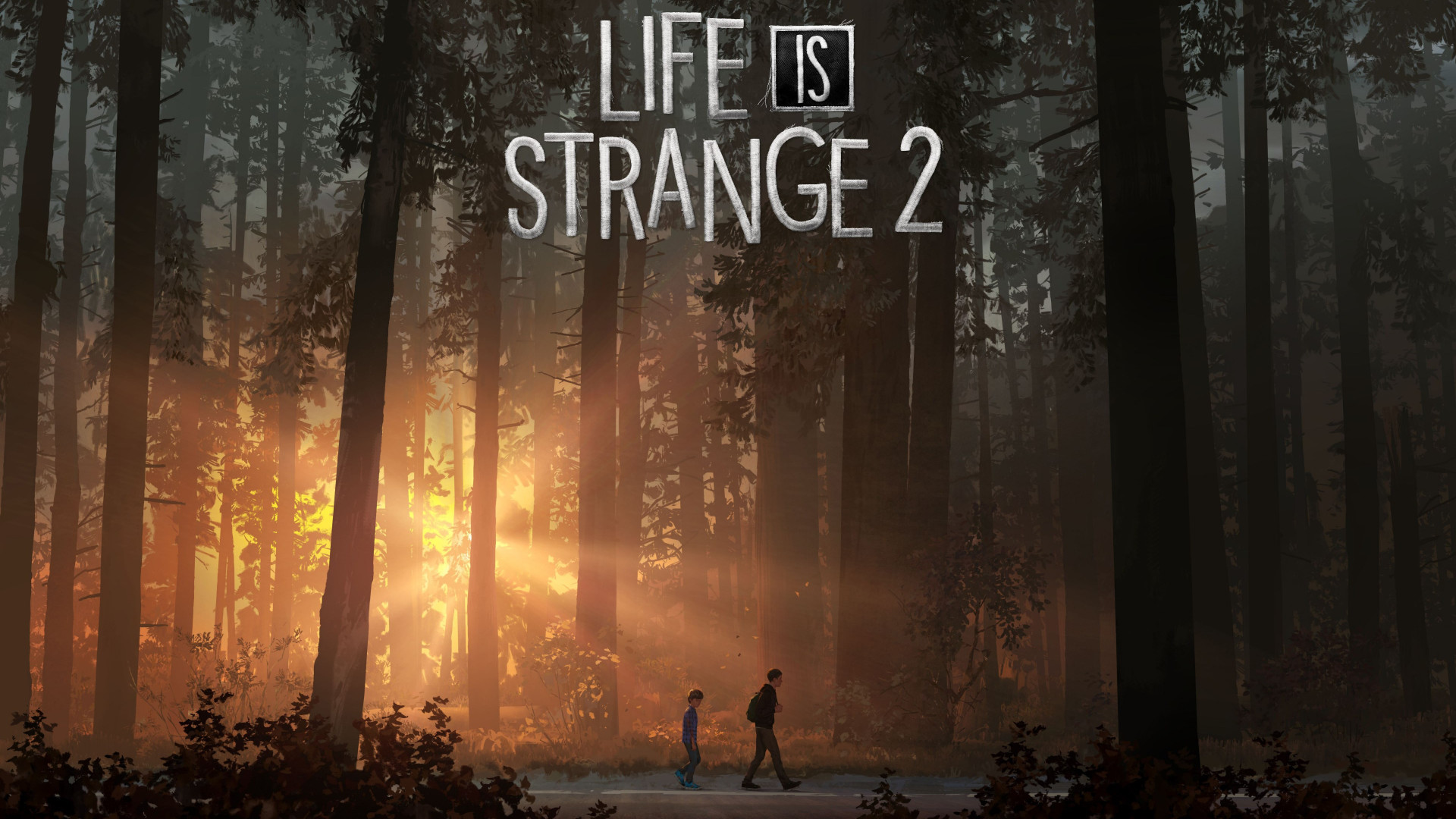Life Is Strange 2 wallpaper 1920x1080