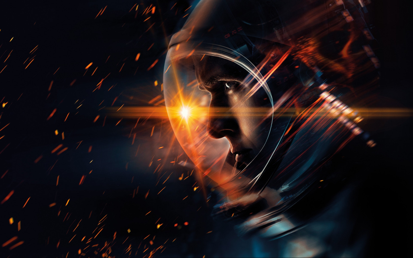 First Man wallpaper 1680x1050