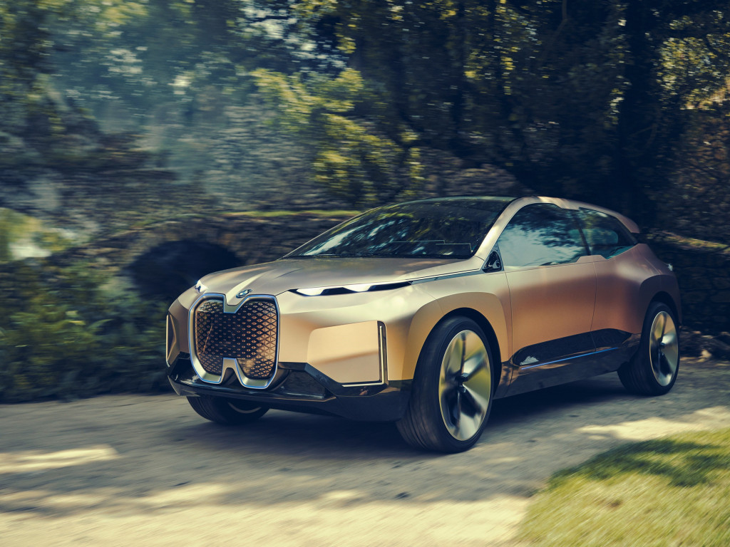 BMW Vision iNEXT | 1024x768 wallpaper