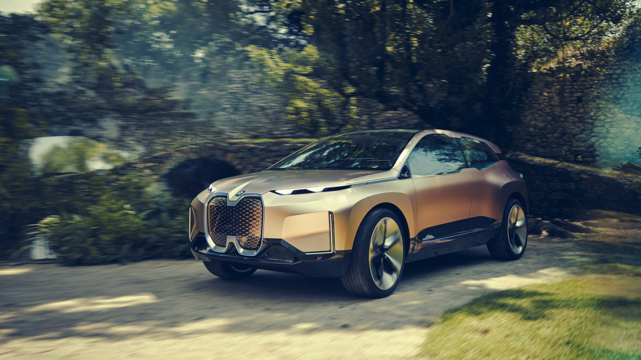 BMW Vision iNEXT wallpaper 1280x720