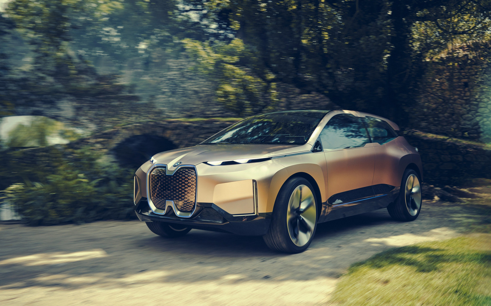 BMW Vision iNEXT | 1680x1050 wallpaper