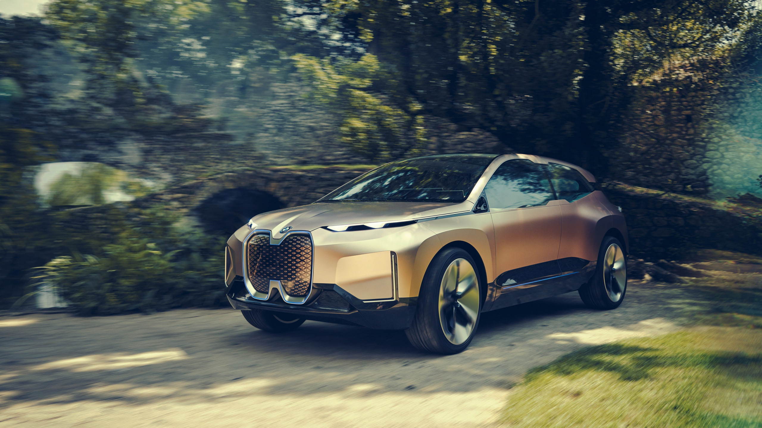 BMW Vision iNEXT wallpaper 2560x1440