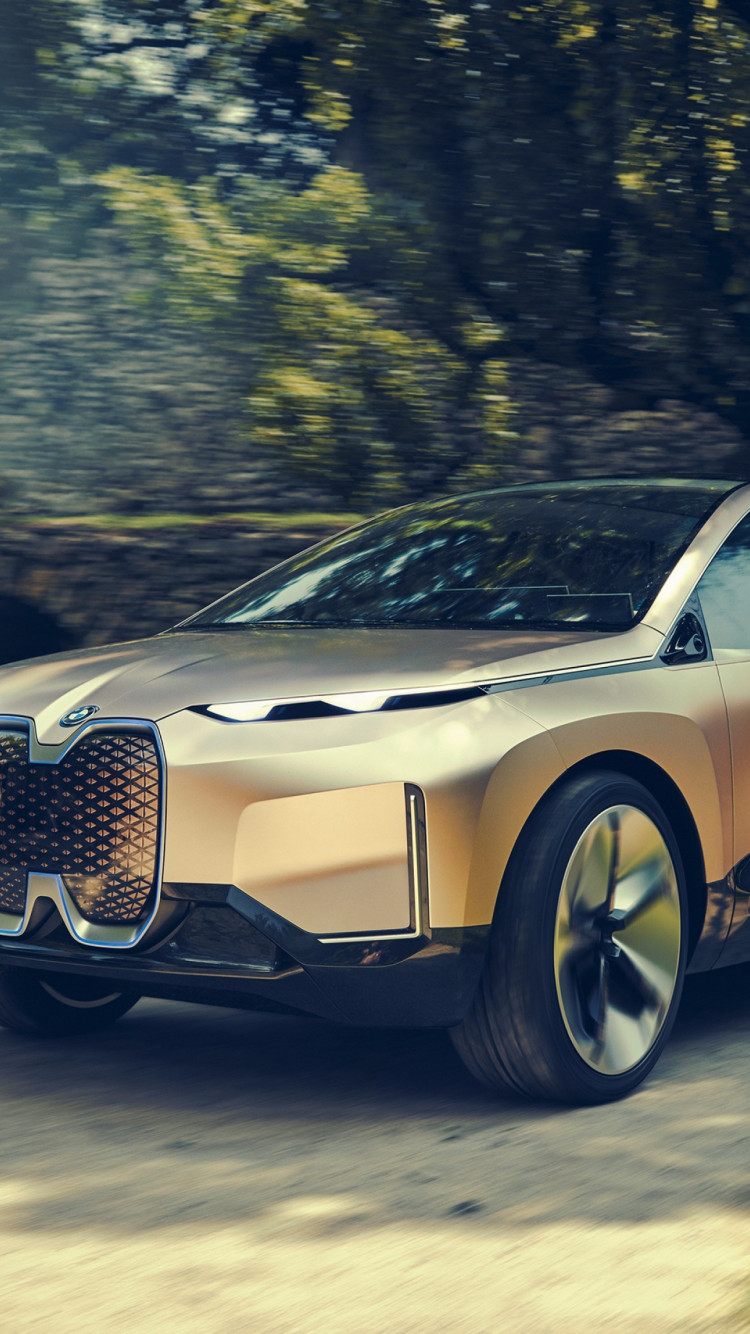BMW Vision iNEXT | 750x1334 wallpaper