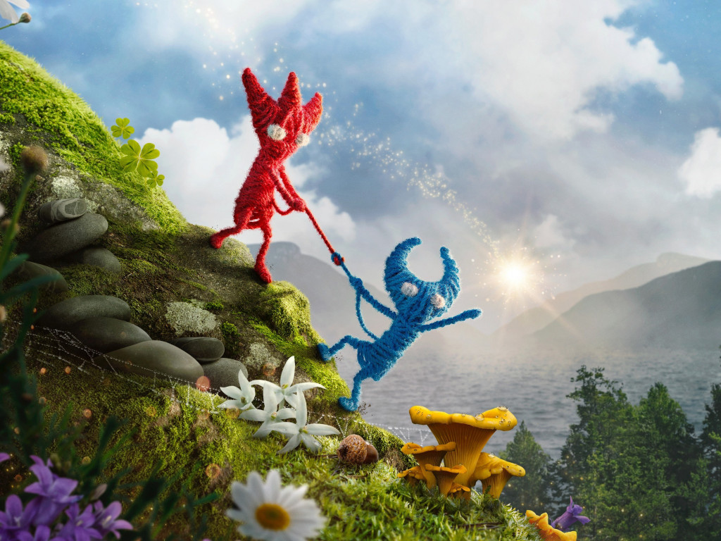 Unravel 2 wallpaper 1024x768