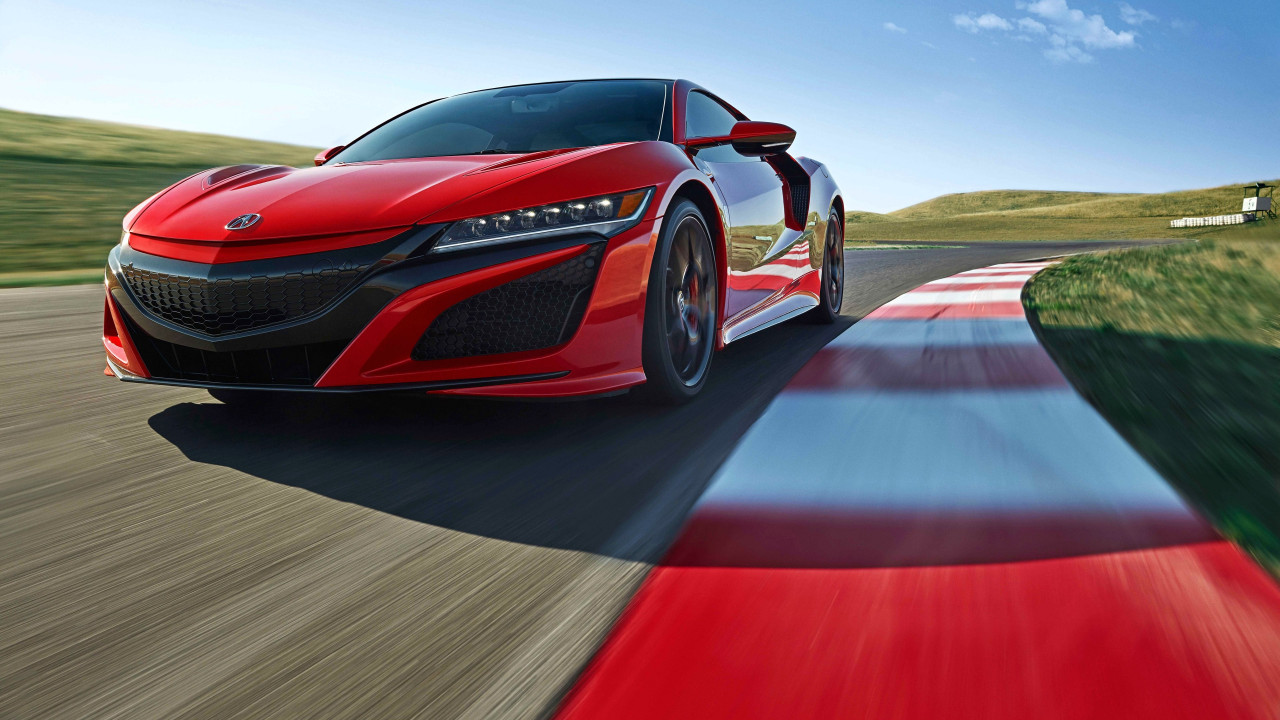 Acura NSX wallpaper 1280x720