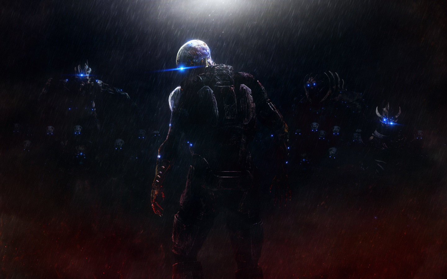 Mass Effect: Ascension wallpaper 1440x900