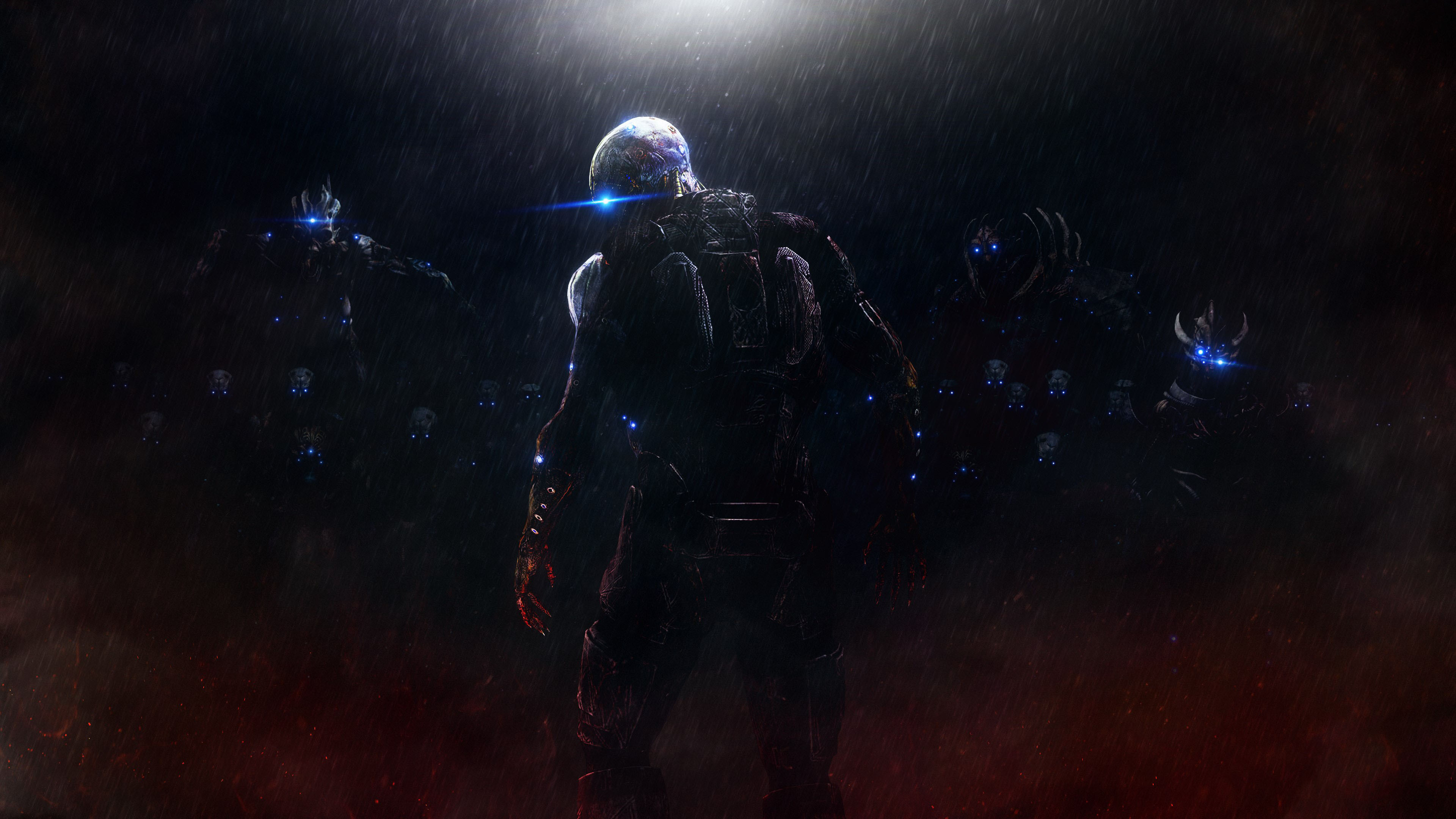 Mass Effect: Ascension wallpaper 3840x2160
