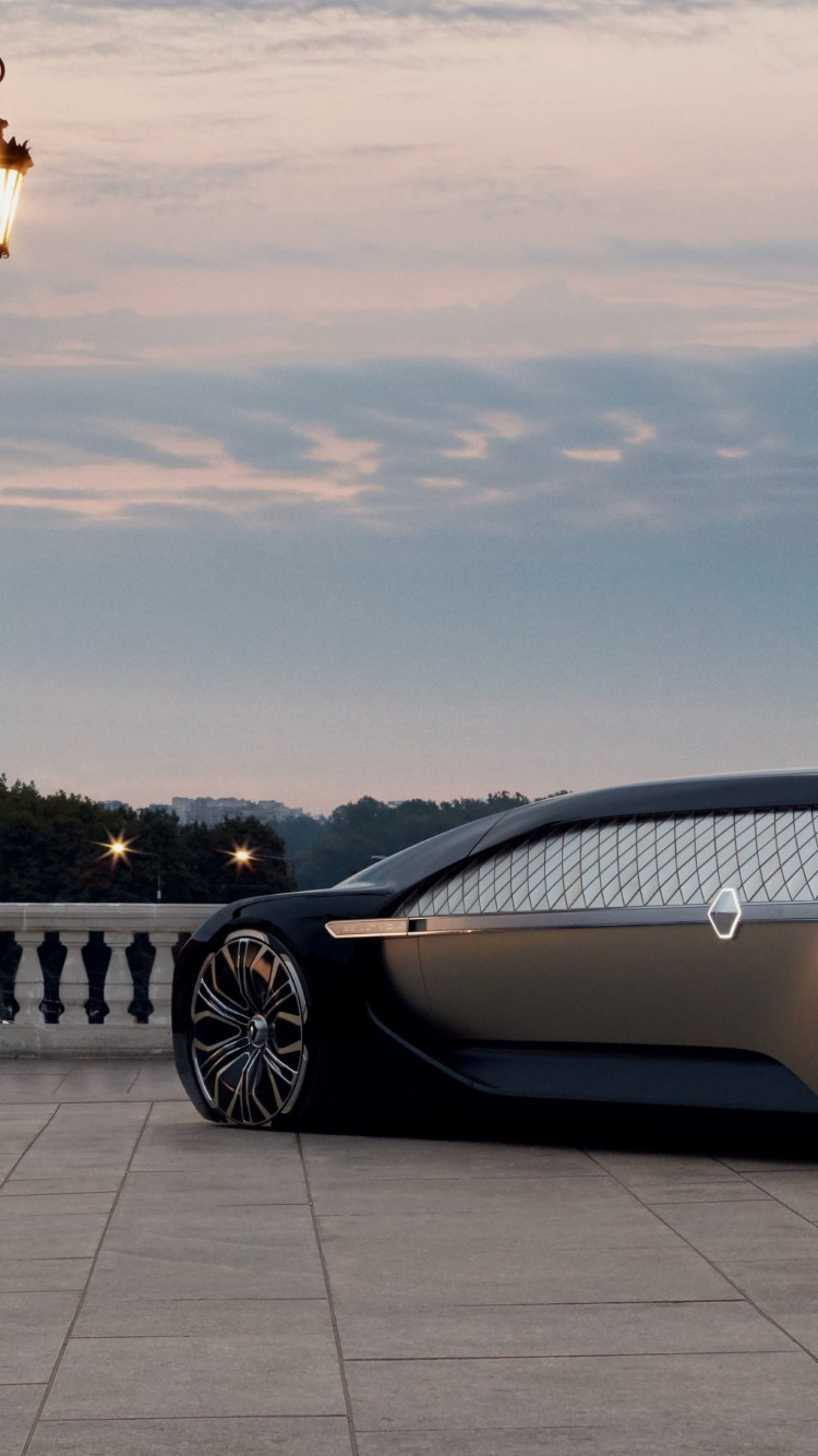 Renault EZ ULTIMO wallpaper 750x1334
