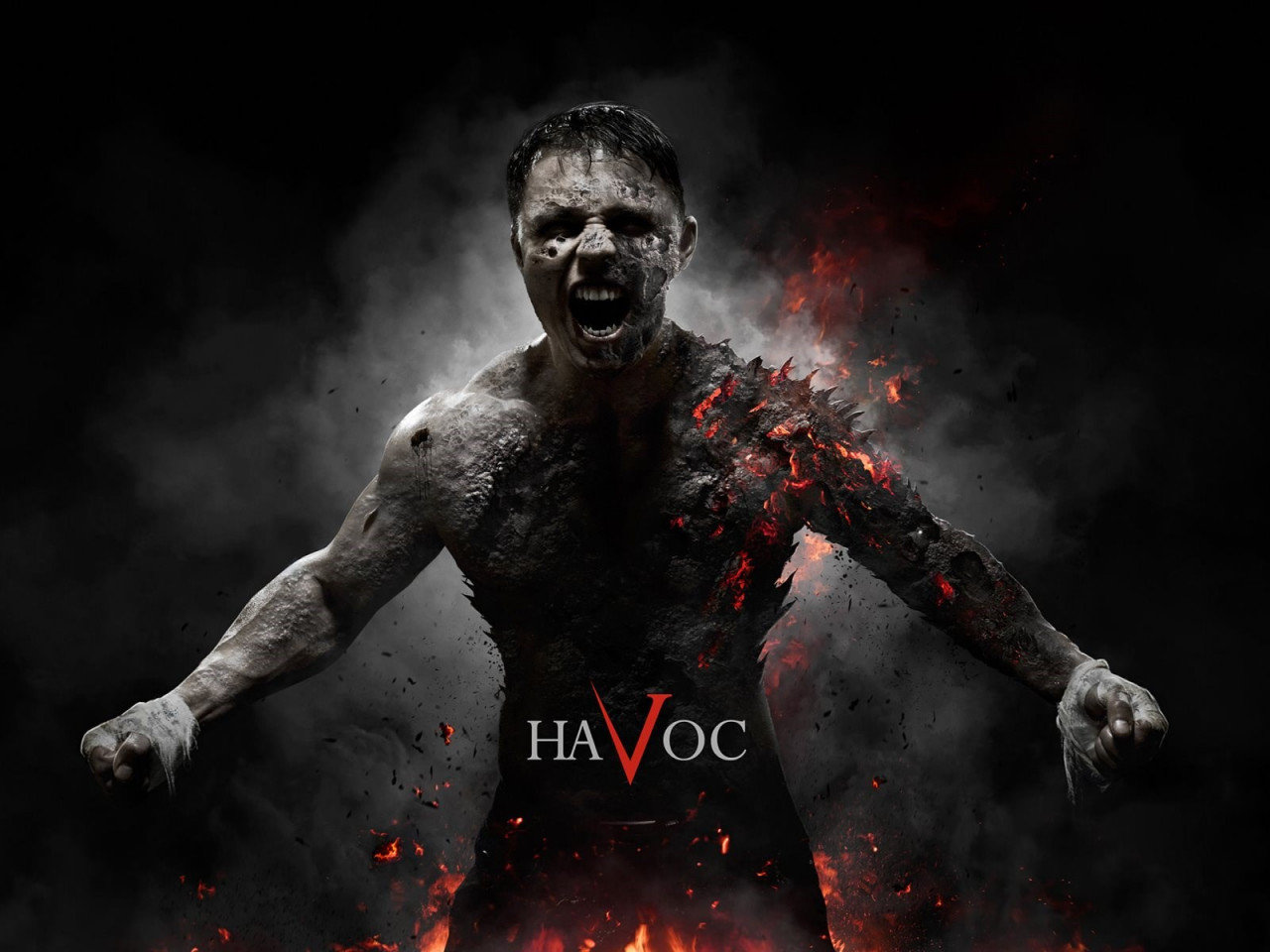 Hot digital art: Havoc wallpaper 1280x960