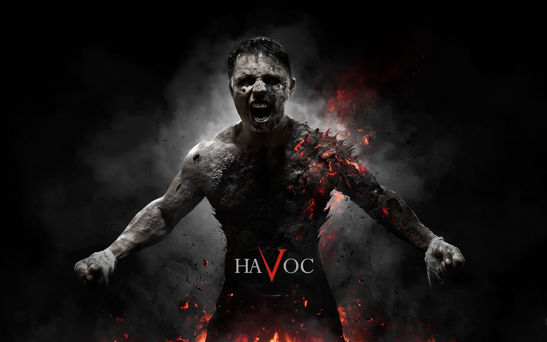 Hot digital art: Havoc wallpaper 1920x1200