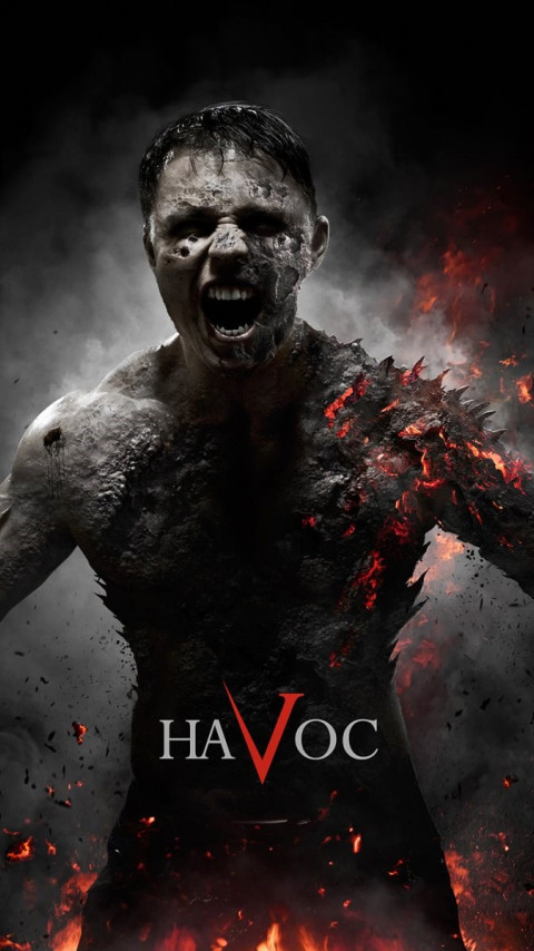 Hot digital art: Havoc wallpaper 480x854