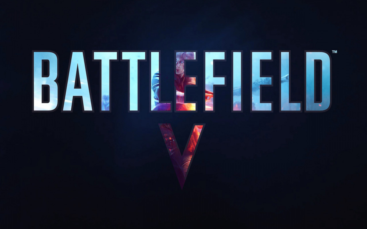 Battlefield V poster wallpaper 1280x800