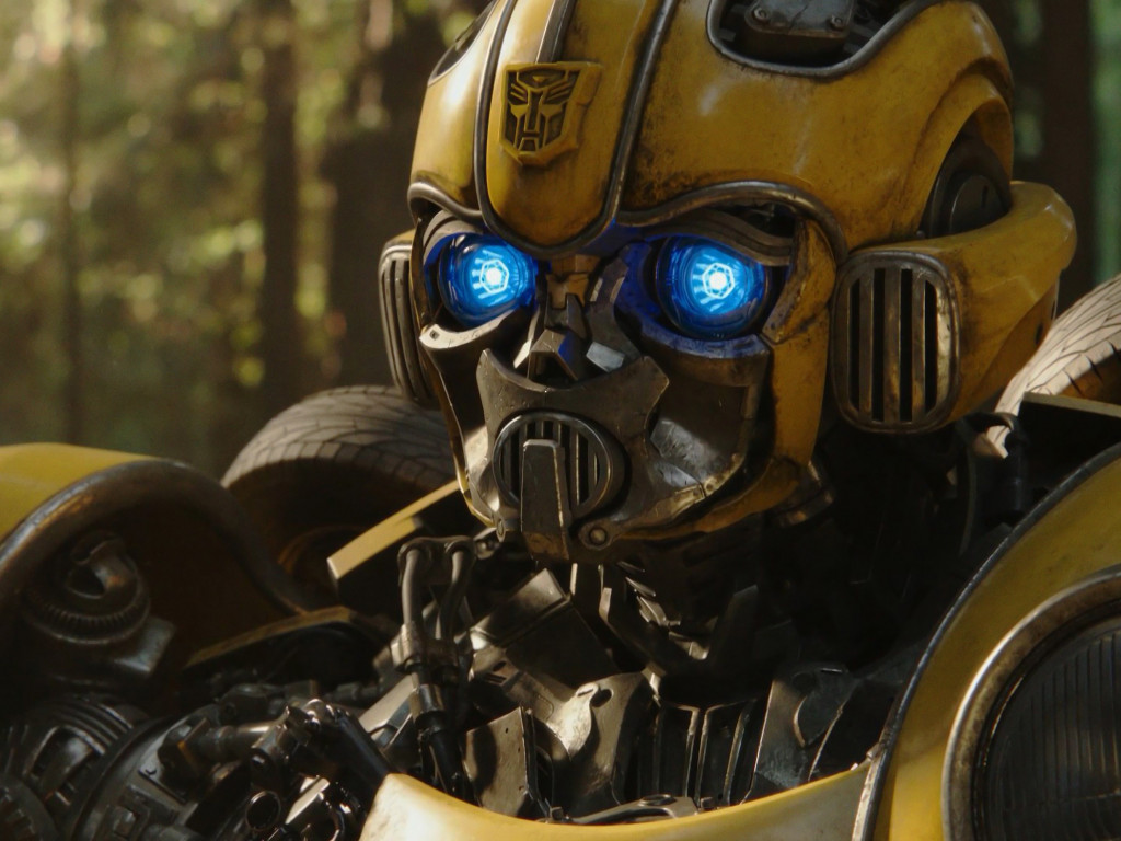 Bumblebee 2018 wallpaper 1024x768