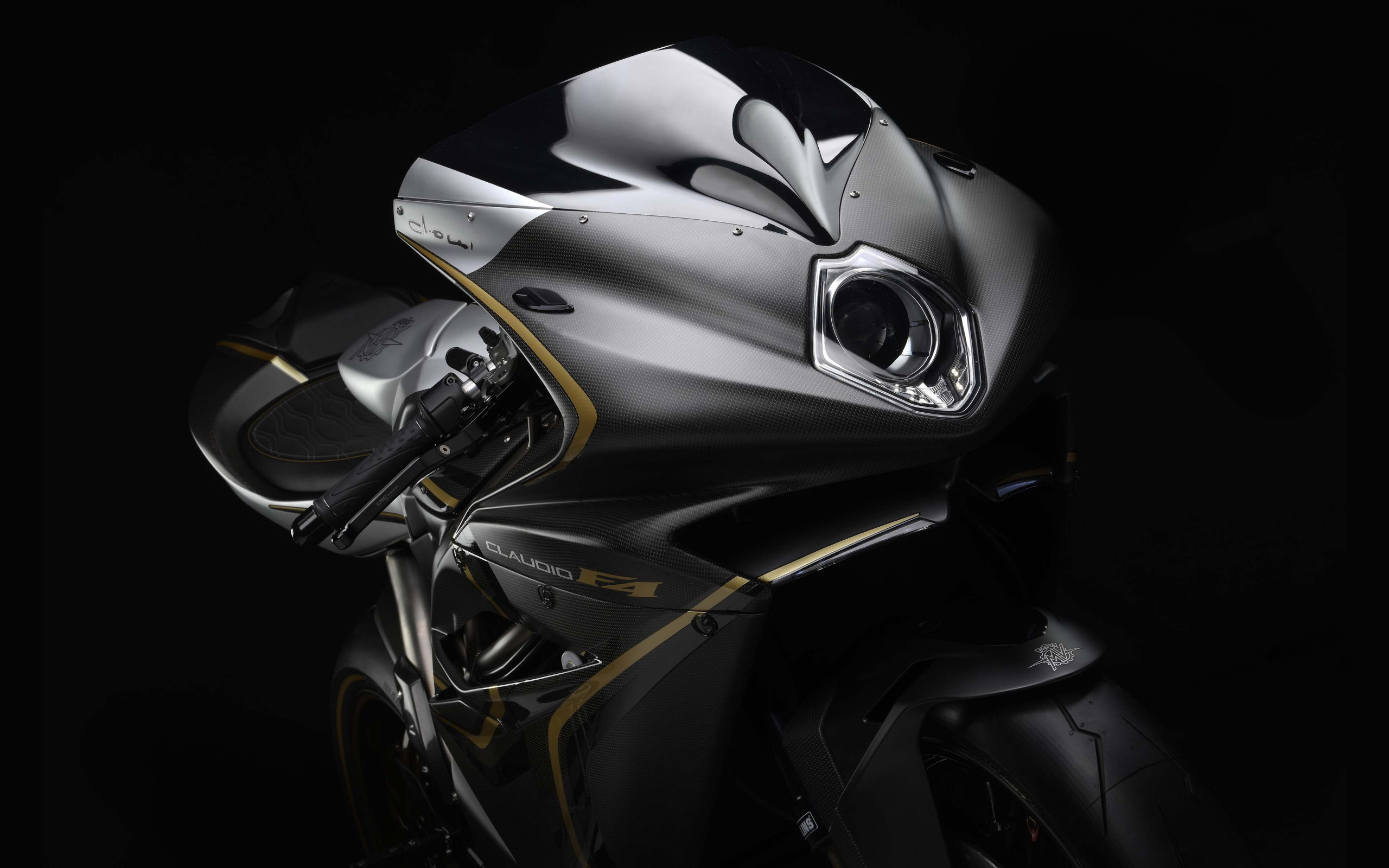 MV Agusta F4 Claudio wallpaper 2560x1600