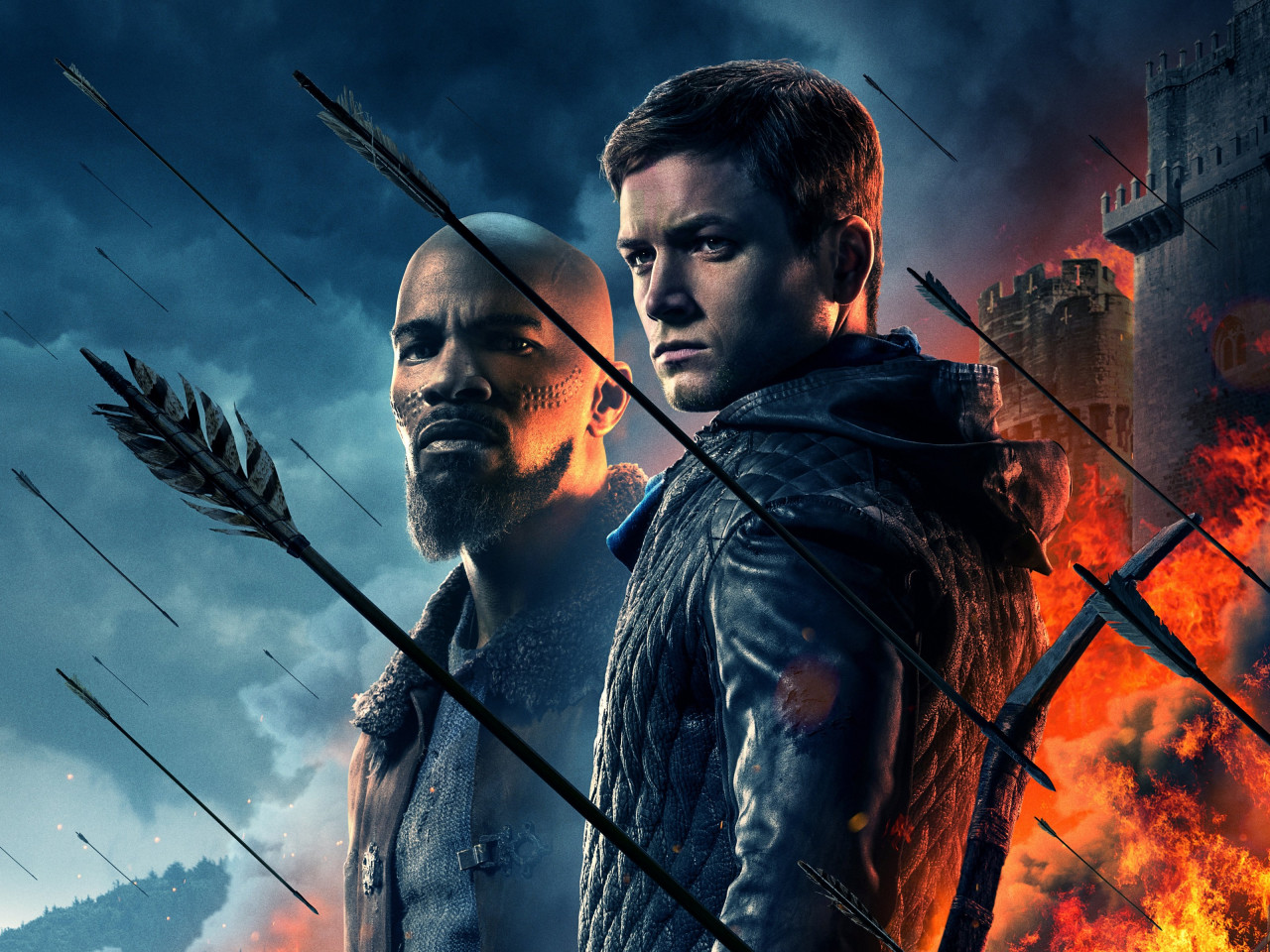 Robin Hood 2018 wallpaper 1280x960