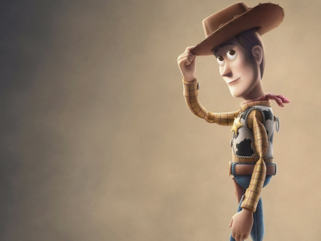 Toy Story 4 wallpaper 1024x768