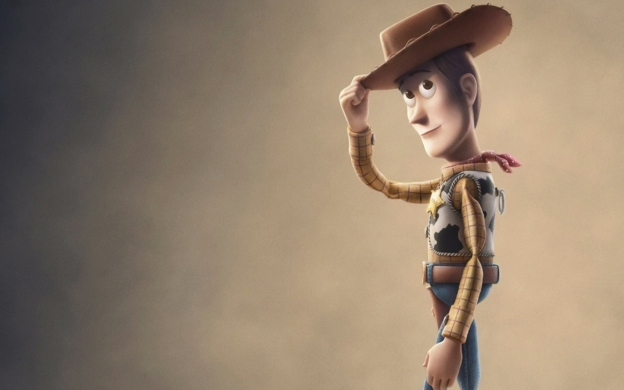 Toy Story 4 wallpaper 1280x800