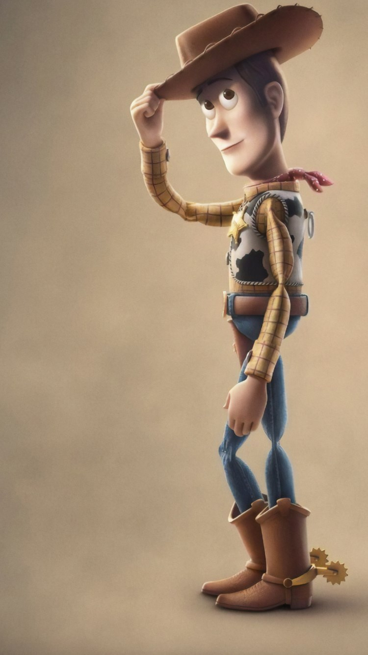 Toy Story 4 wallpaper 750x1334