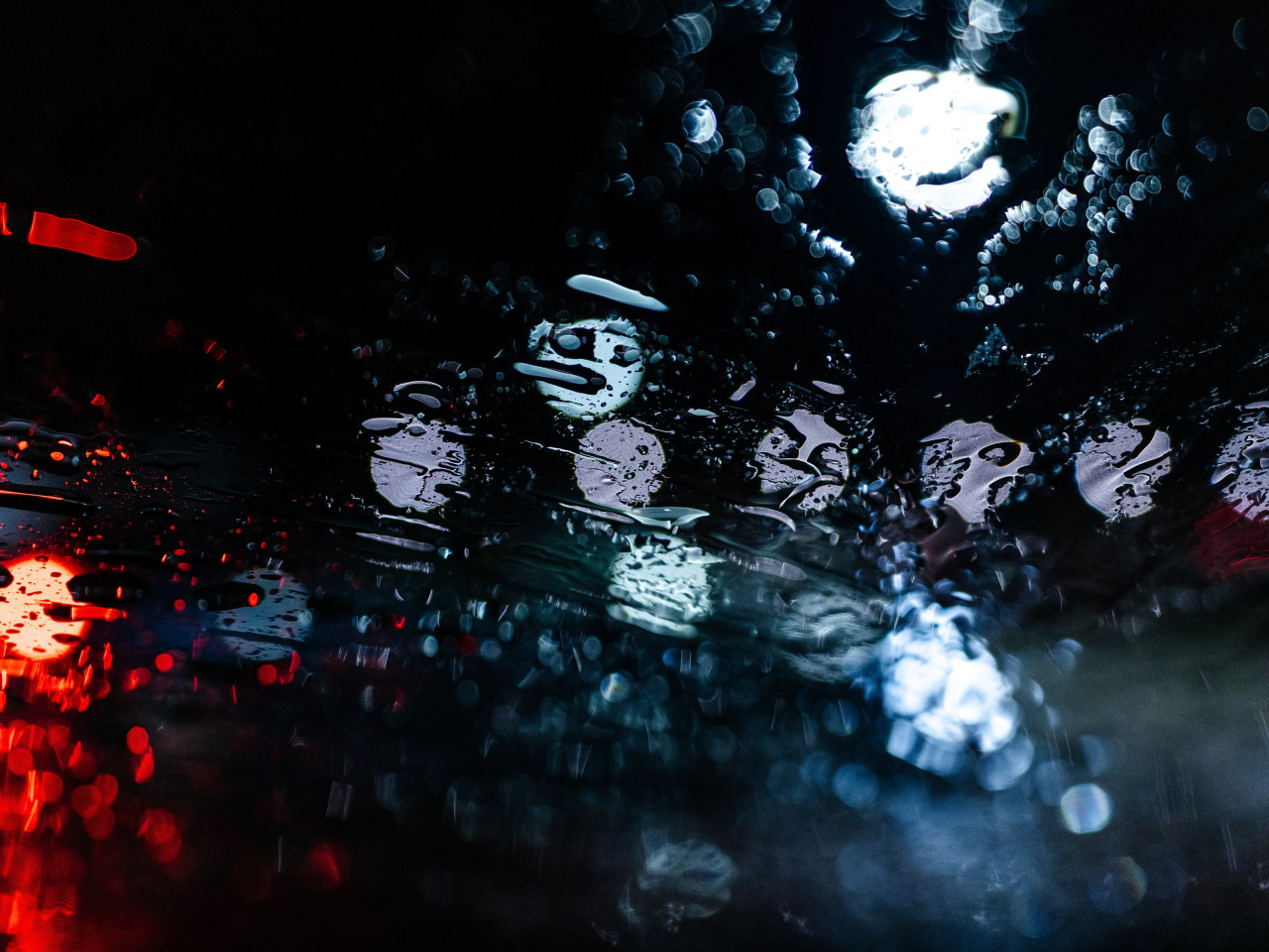 Rainy nights wallpaper 1280x960