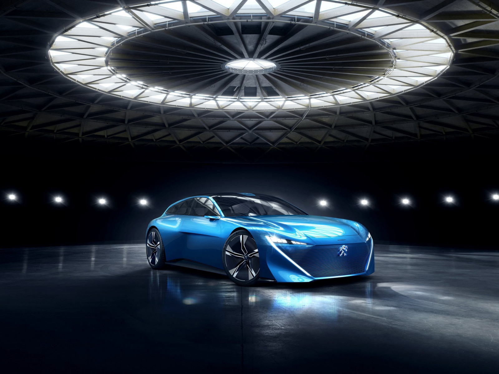 Peugeot Instinct | 1600x1200 wallpaper