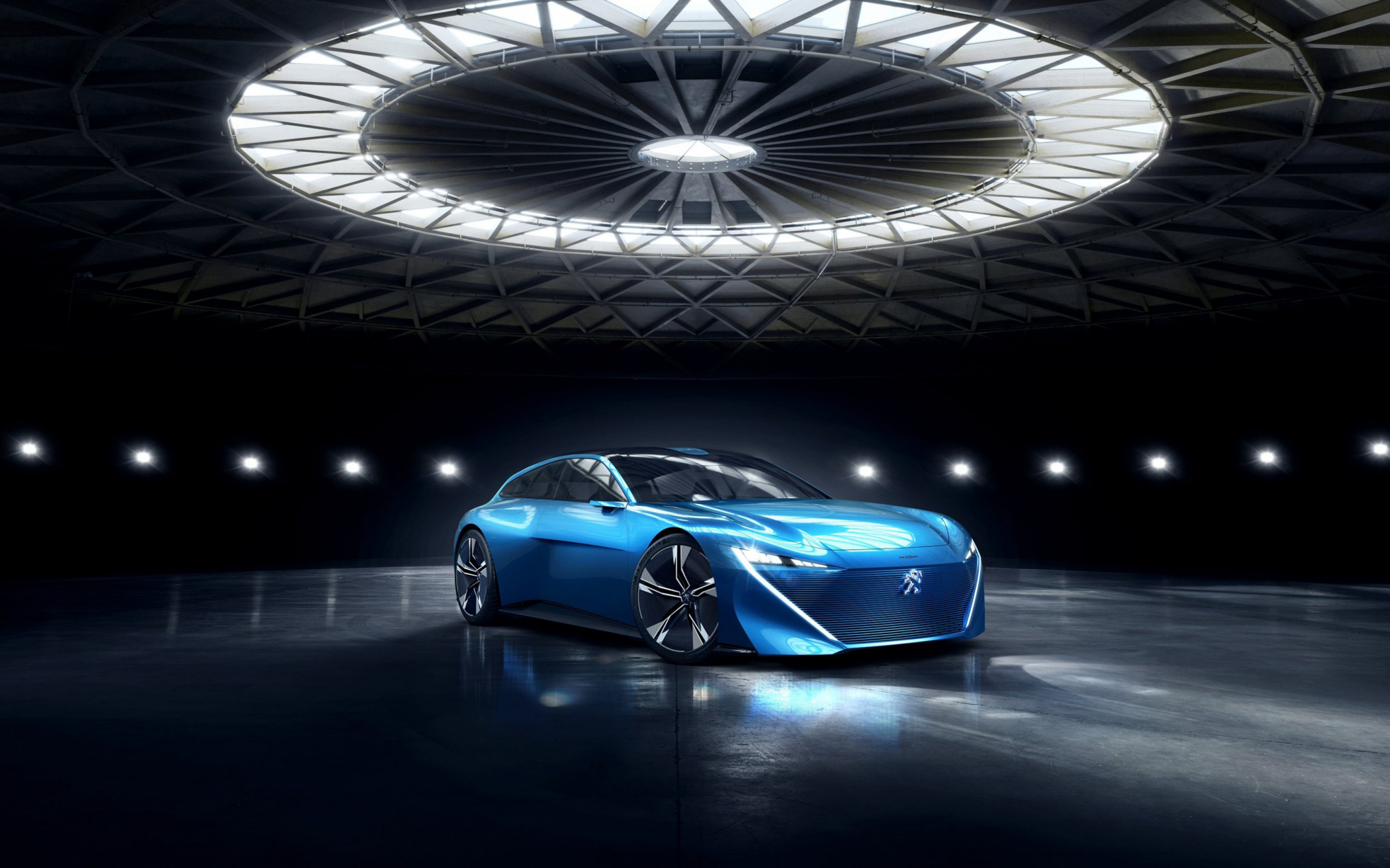 Peugeot Instinct | 2880x1800 wallpaper