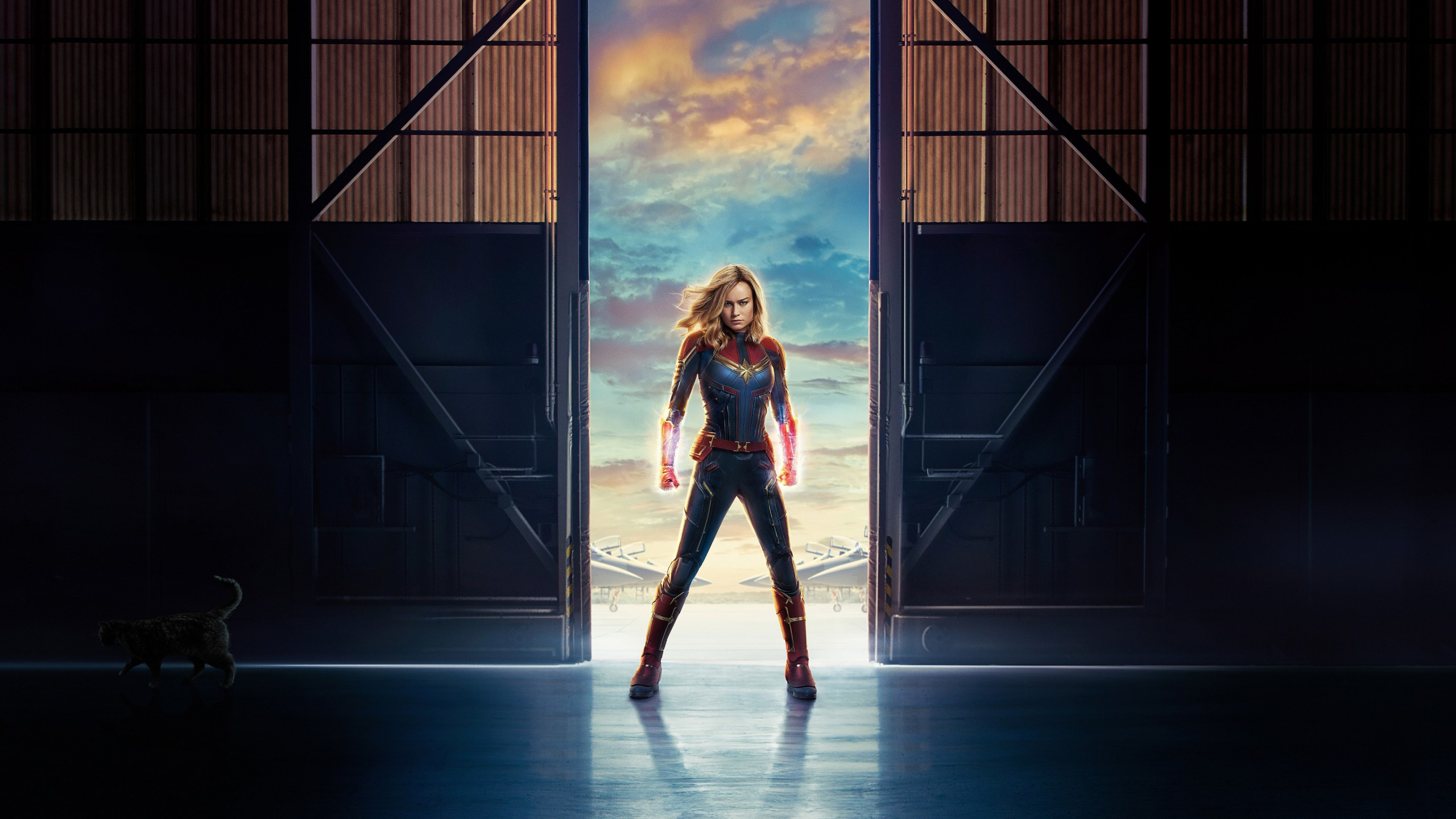 Captain Marvel wallpaper 2560x1440