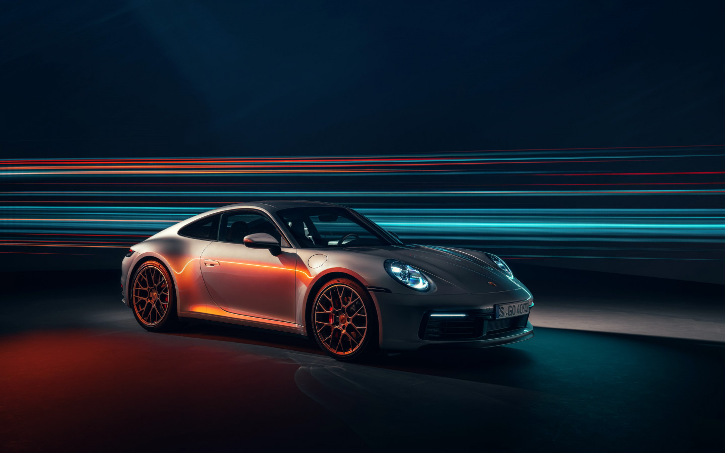 Porsche 911 Carrera 4S wallpaper 1440x900