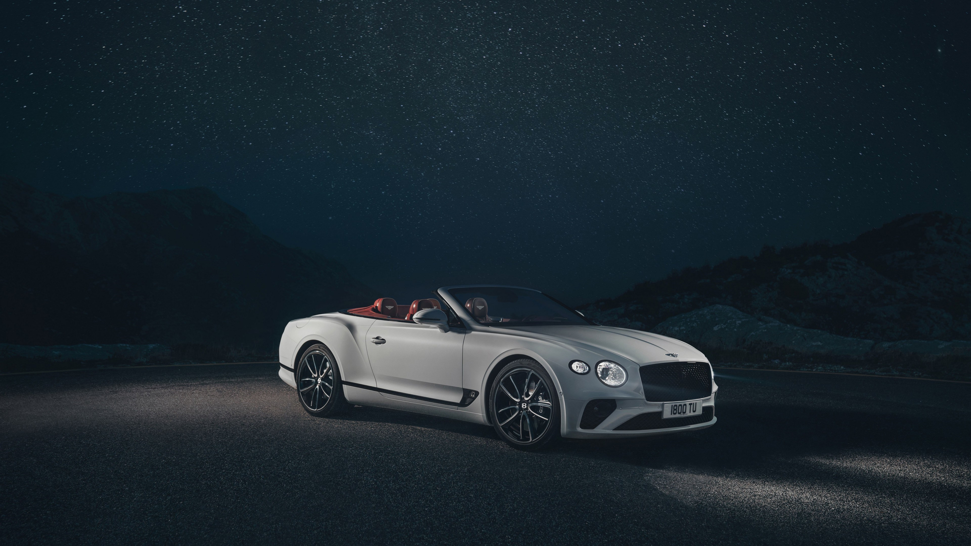 Bentley Continental GT wallpaper 3840x2160