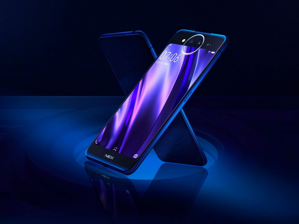 Vivo NEX Dual Display Edition wallpaper 1024x768