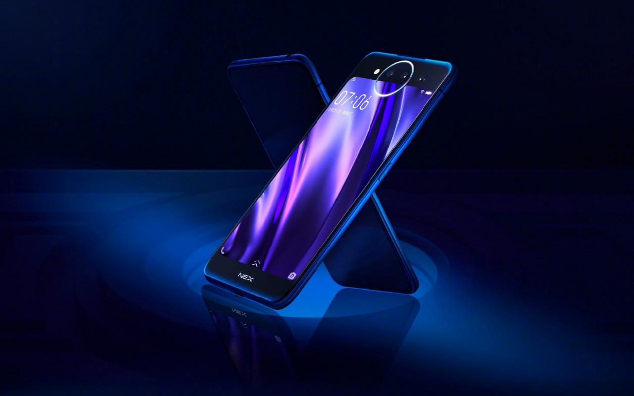 Vivo NEX Dual Display Edition wallpaper 1280x800